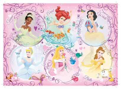 Giocattolo Puzzle Princess Ravensburger 1