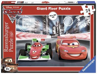 Cars 2 A Puzzle 24 pezzi Ravensburger (05304)