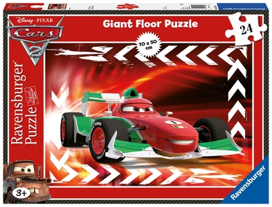 Giocattolo Puzzle Pavimento. Francesco, Cars 2 Ravensburger 0