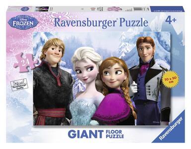 Frozen B Puzzle 24 pezzi Ravensburger (05438) - 2