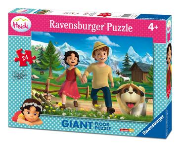 Heidi Puzzle 24 pezzi Ravensburger (05461)