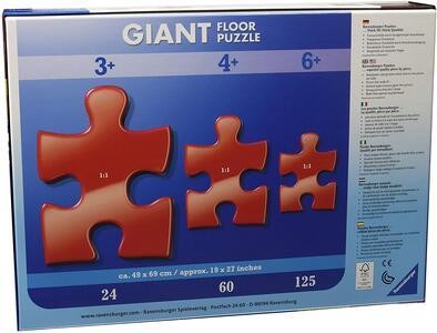 Cars 3. Puzzle Gigante da Pavimento da 24 Pezzi - 2