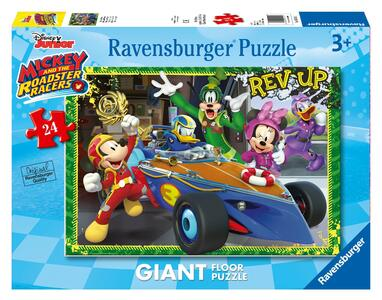 Topolino Roadster Racers Puzzle 24 pezzi Ravensburger (05524)