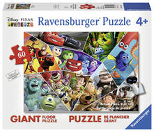 Ultimate Pixar. Puzzle Gigante da 60 Pezzi
