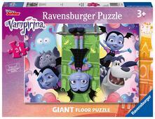 Ravensburger 5551. Puzzle Gigante Da Pavimento 24 Pz. Vampirina