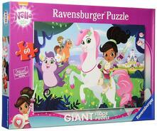 Ravensburger 5556. Puzzle Gigante Da Pavimento 60 Pz. Nella