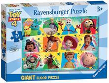 Toy story 4 Ravensburger Puzzle 24 giant Pavimento