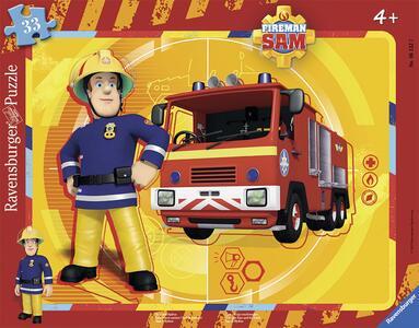 Sam il pompiere A Puzzle Incorniciato Ravensburger (06132)
