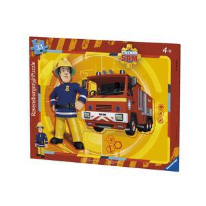 Sam il pompiere A Puzzle Incorniciato Ravensburger (06132) - 3