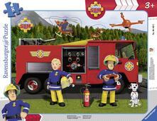 Puzzle Incorniciato. Fireman Sam. Ravensburger (6169)