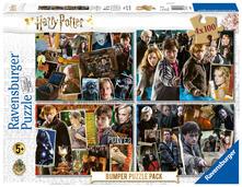 Harry Potter Ravensburger Puzzle 4x100 Bumper Pack