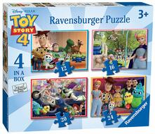 Toy story 4 Ravensburger Puzzle 4 in a box
