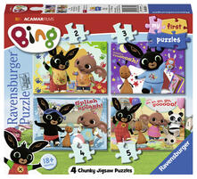 Bing A Ravensburger My first Puzzle 2-3-4-5 pz