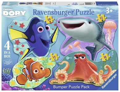Alla ricerca di Dory Shaped Puzzle 24 pezzi Ravensburger (06858) - 2