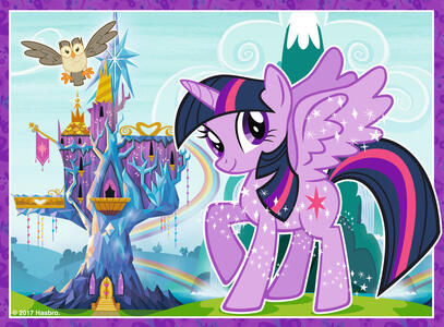 My Little Pony Puzzle 4 in 1 Ravensburger (06896) - 4