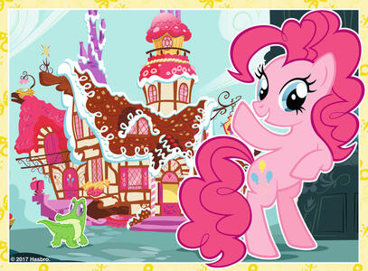 My Little Pony Puzzle 4 in 1 Ravensburger (06896) - 5