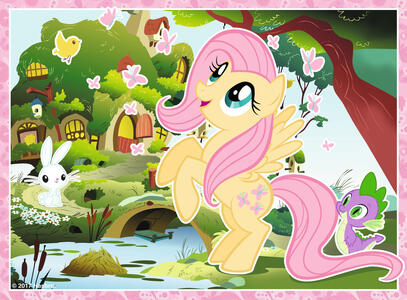 My Little Pony Puzzle 4 in 1 Ravensburger (06896) - 6