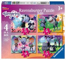 Puzzle 4 in a Box. Vampirina. Ravensburger (6973)