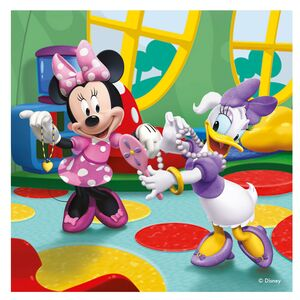 Giocattolo Valigetta puzzle. Mickey Mouse Clubhouse Ravensburger 4