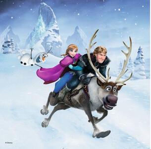 Valigetta Puzzle Frozen Ravensburger - 4