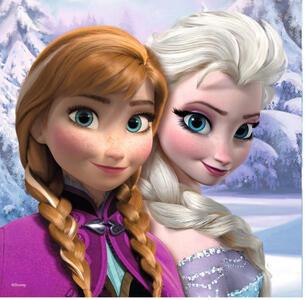 Valigetta Puzzle Frozen Ravensburger - 5