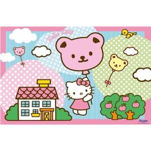 Hello Kitty Puzzle 2x12 pezzi Ravensburger (07563) - 3