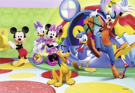 Topolino, Minnie & Co. Puzzle 2x12 pezzi Ravensburger (07565) - 3