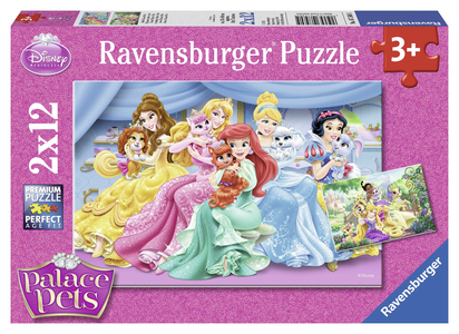 Giocattolo Puzzle Palace Pets Ravensburger Ravensburger 0