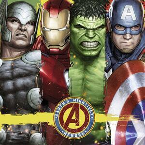Avengers Puzzle 3x49 pezzi Ravensburger (08017) - 3