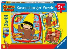 Ravensburger 8048. Puzzle 3X49 Pz. George