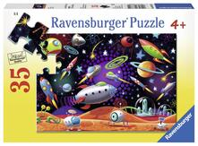 Puzzle 35 Pz. Space. Ravensburger (8782)