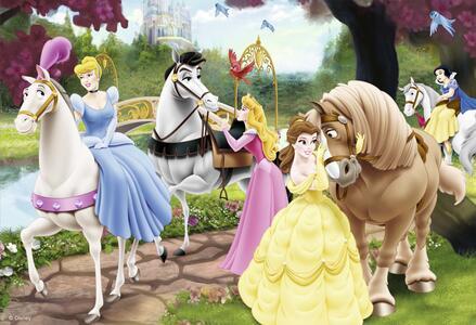 Principesse Disney Incantevoli Principesse. Puzzle 2x24 Pezzi - 3