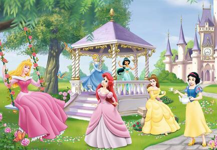 Principesse Disney Incantevoli Principesse. Puzzle 2x24 Pezzi - 4