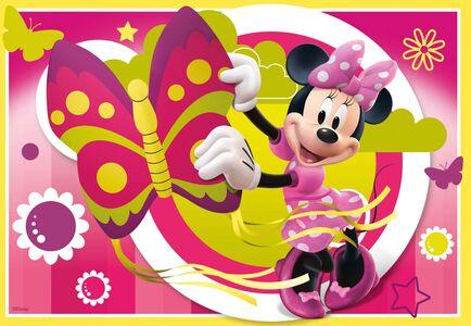 Giocattolo Puzzle Una giornata con Minnie Ravensburger 1