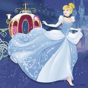 Principesse Disney Le Avventure delle Principesse. Puzzle 3x49 Pezzi - 4