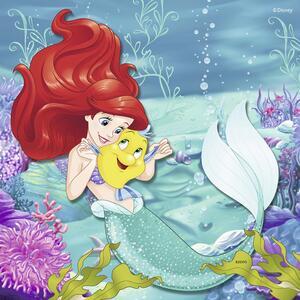 Principesse Disney Le Avventure delle Principesse. Puzzle 3x49 Pezzi - 5