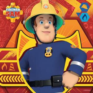 Sam il pompiere Puzzle 3x49 pezzi Ravensburger (09386) - 6