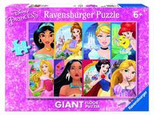 Principesse Disney Puzzle 125 pezzi Ravensburger (09789)