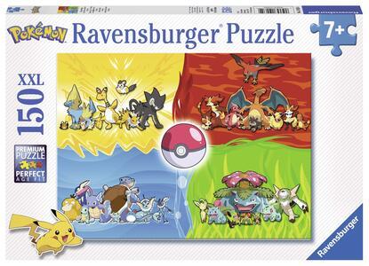 Pokémon. Puzzle da 150 Pezzi XXL