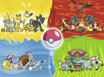 Pokémon. Puzzle da 150 Pezzi XXL - 2