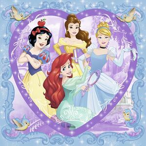 Principesse Disney Puzzle 150 pezzi Ravensburger (10040) - 3