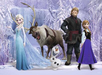 Frozen: La Regina delle Nevi. Puzzle 100 Pezzi - 4