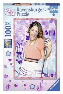 Giocattolo Puzzle Super 100 pezzi Violetta Ravensburger 0