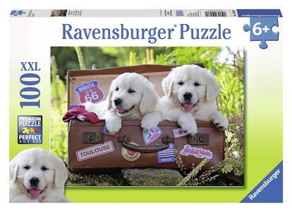 Meritata pausa Puzzle 100 pezzi Ravensburger (10538)