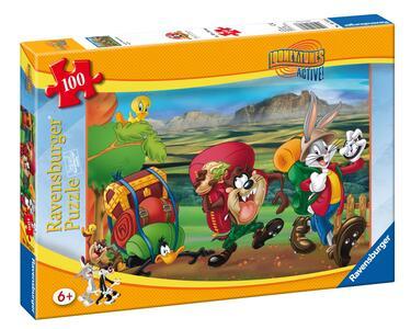 Looney Tunes Puzzle 100 pezzi Ravensburger (10718)