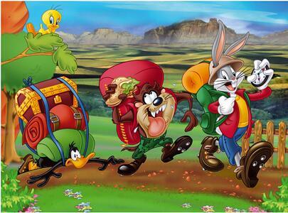 Looney Tunes Puzzle 100 pezzi Ravensburger (10718) - 3