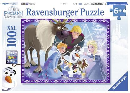 Frozen Olaf Puzzle 100 pezzi Ravensburger (10730)