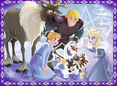 Frozen Olaf Puzzle 100 pezzi Ravensburger (10730) - 2