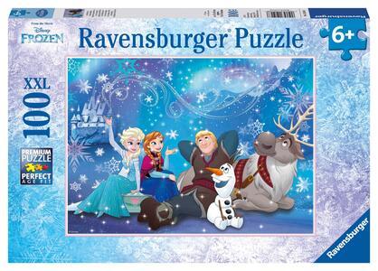Frozen. LIncanto del Ghiaccio Puzzle 100 Pezzi XXL - 2