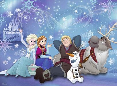 Frozen. LIncanto del Ghiaccio Puzzle 100 Pezzi XXL - 3